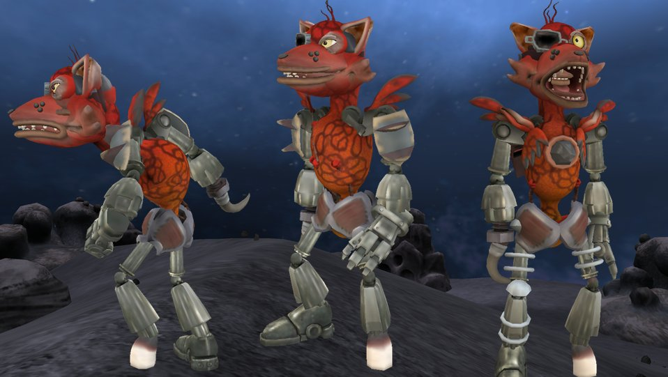 (18) Foxy The Pirate Tb4d1NQ