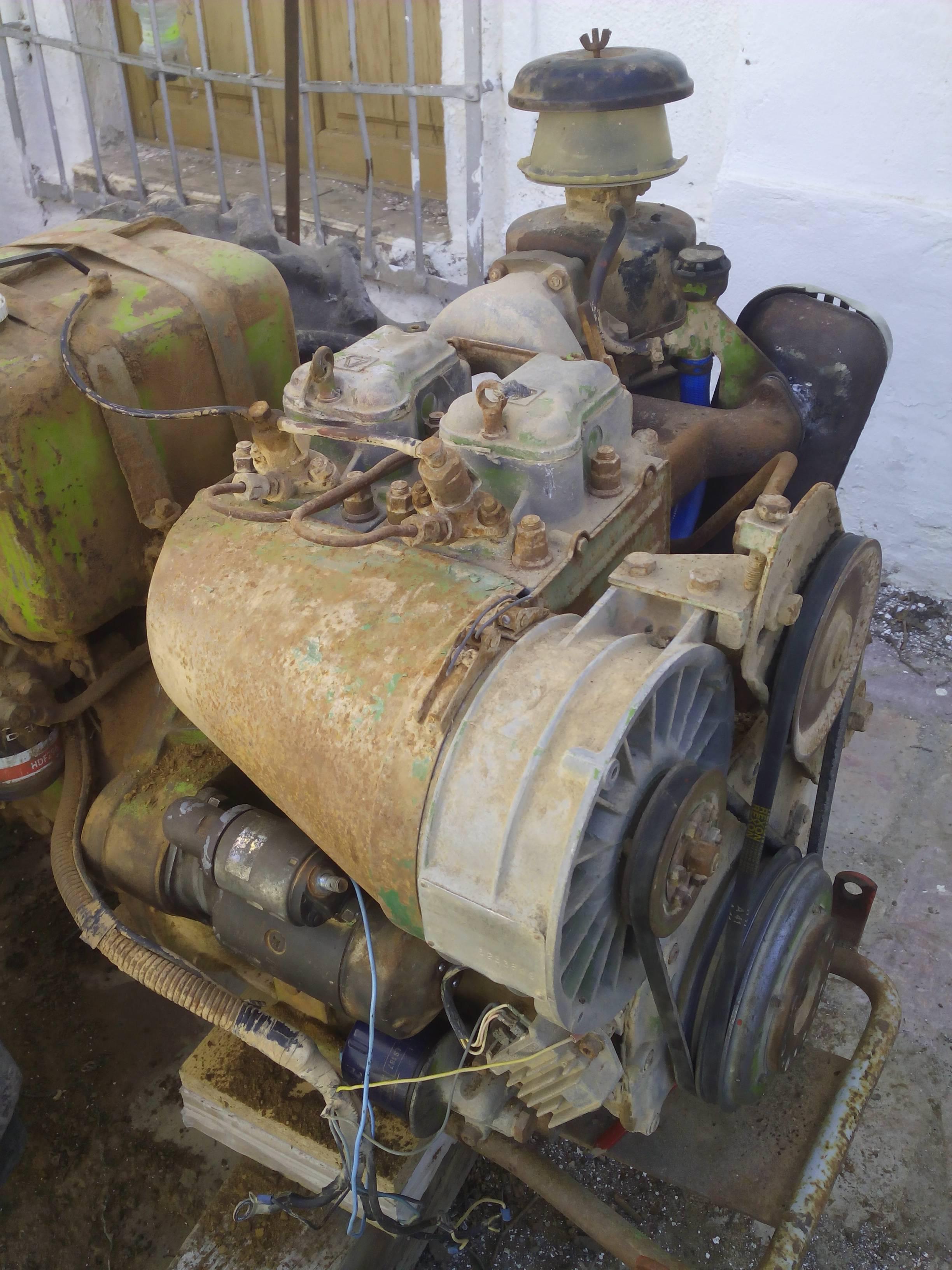 [Agria 9900] Restauración tractor Agria 9900 TinBZU6