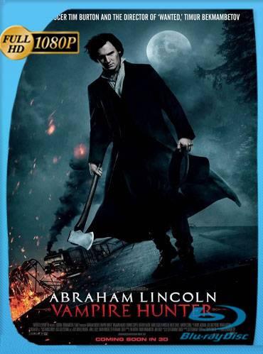 Abraham Lincoln. Vampire hunter 2012 [1080p BRrip] [Latino-Inglés]