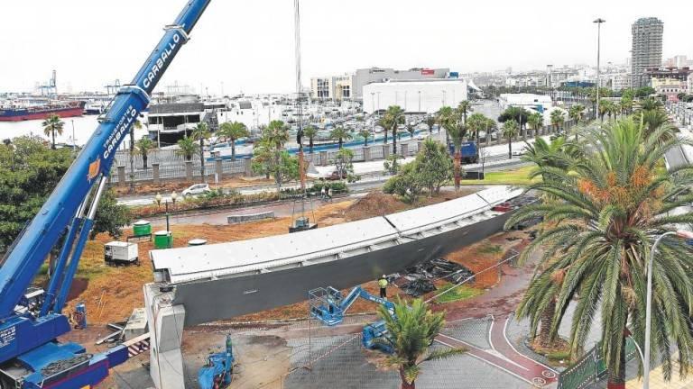 Inversiones de 5 millones revitalizan la zona Triana