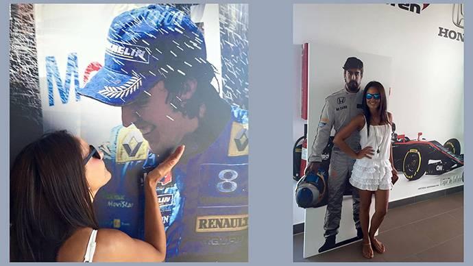 Un día en el Museo y Circuito Fernando Alonso UK7IBcC