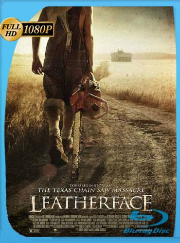 Leatherface 2017 [1080p WEB-DL] [Latino-Inglés]