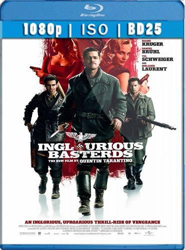 Inglourious basterds 2009 [BD25] [Latino]