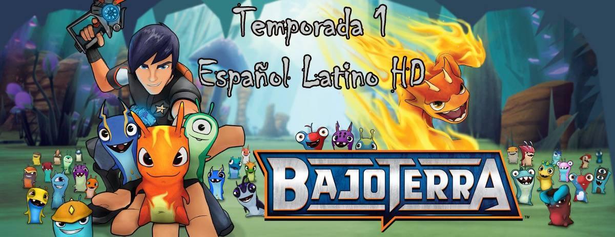 Bajoterra Temporada 1 Completa En Español Latino [HD Web-Dl] | Online & Descarga
