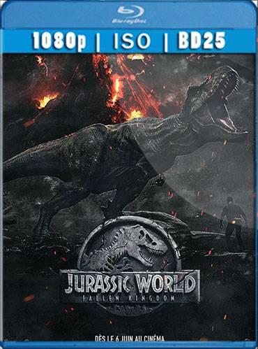 Jurassic World. Fallen kingdom 2018 [BD25] [Latino]