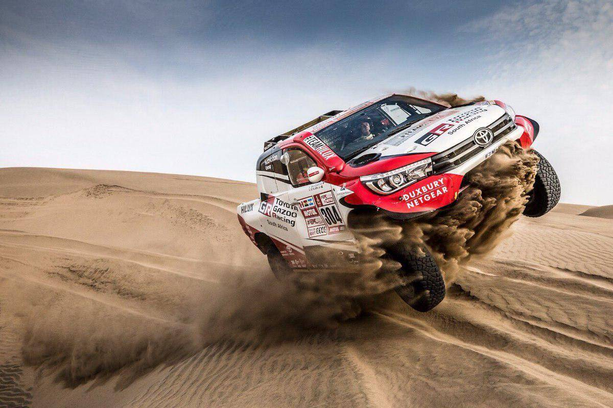 2018 40º Rallye Raid Dakar Perú - Bolivia - Argentina [6-20 Enero] - Página 5 XFwMDbA