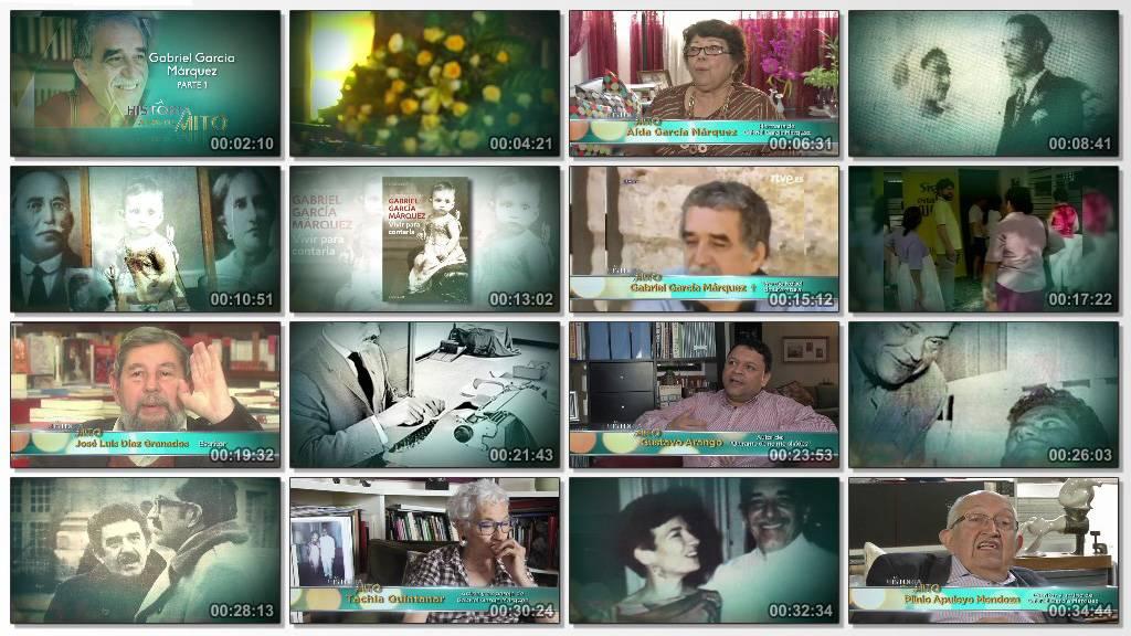 La Historia Detrás del Mito - Gabriel García Márquez (2016)
