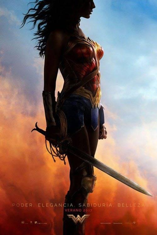 Wonder Woman (2017) [HDTV-SCREENER HC XviD][Castellano Castellano MiC DubbeD HQ][Fantástico. Acción]
