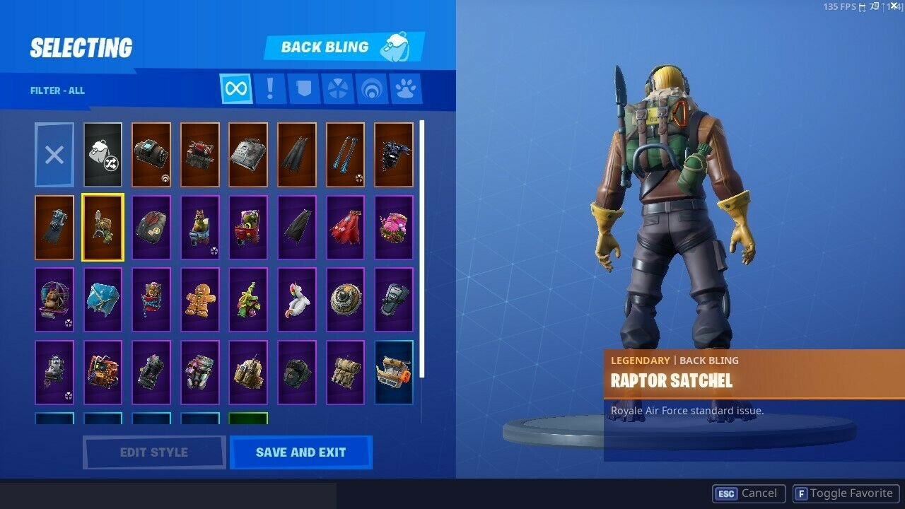 [Selling] Fortnite Account (Full Access) (Rare Skins) (PC
