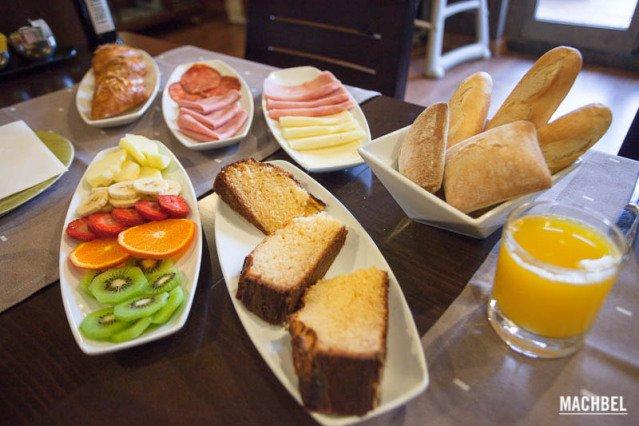 Desayuno para el Viernes