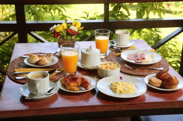 Desayuno para el Lunes